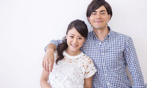 日本人女性と外国人男性のカップル